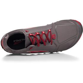 Altra Superior 4 Running Shoes Herren gray/red